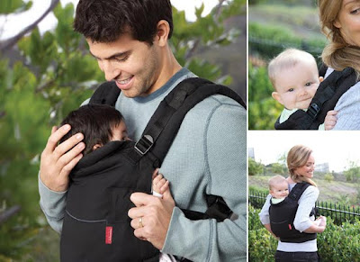 how to use infantino infinity baby carrier