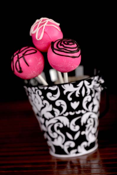 Cake Pop Coating Alternative