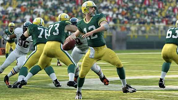 Green Bay Packer Talk: Packer Player Ratings in Madden '11