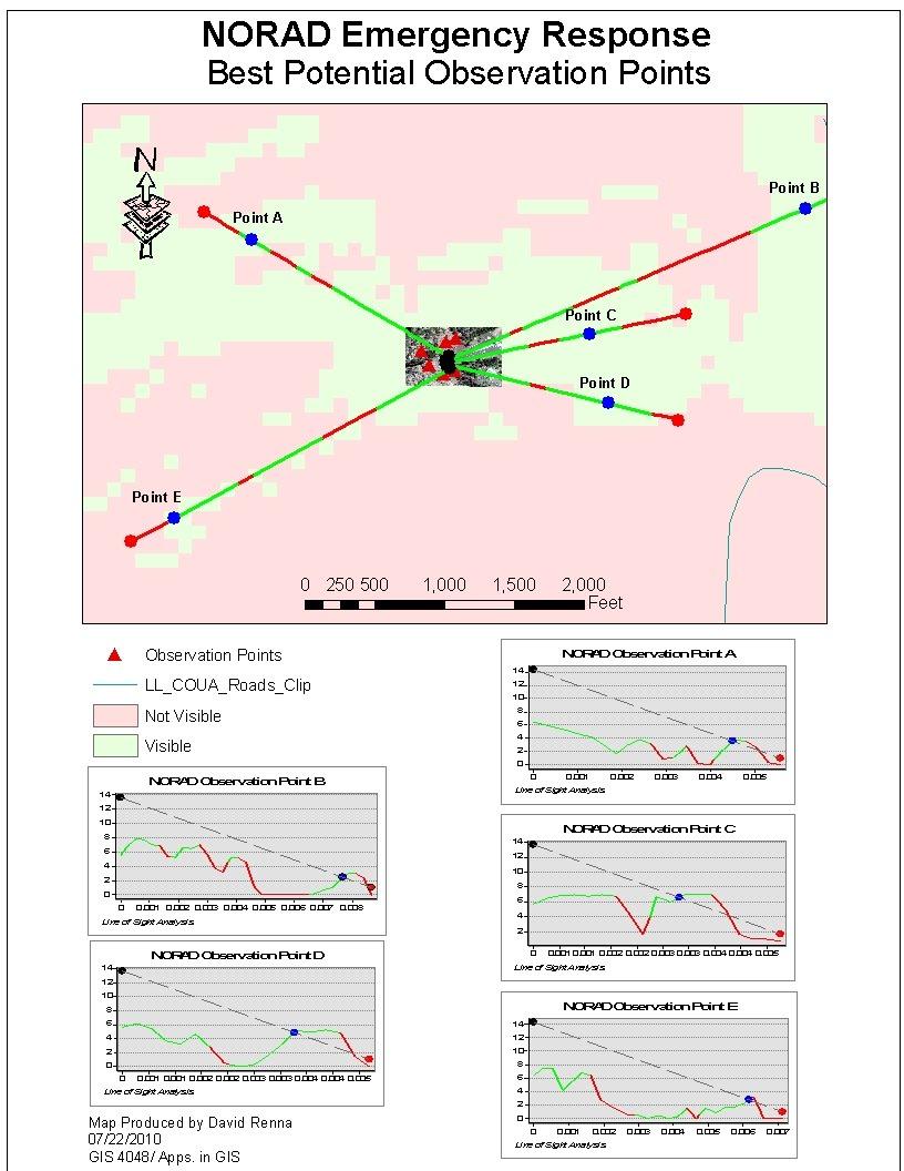 David Renna Apps in GIS