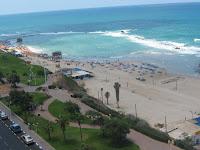 средиземное море лагуна в бат-яме израиль