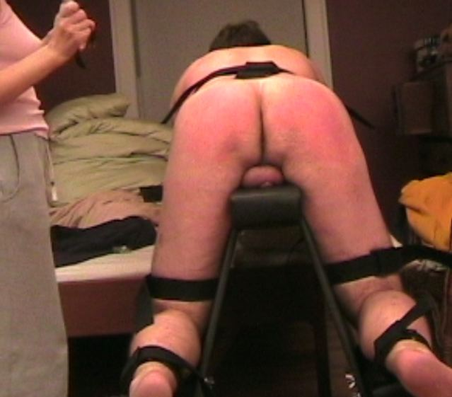 women spanking husbands