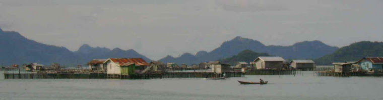 Kampung Nelayan Sedanau