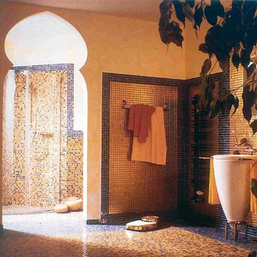 The Deco House: L\'ambiance orientale