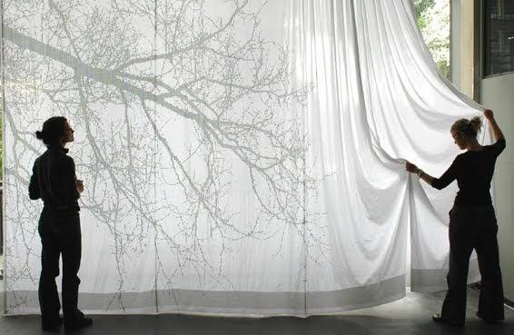 pulizia delle tende | vivere verde