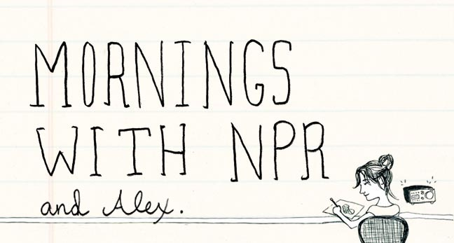 Mornings with NPR