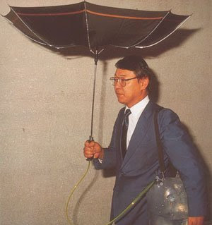 Recolector de agua de lluvia