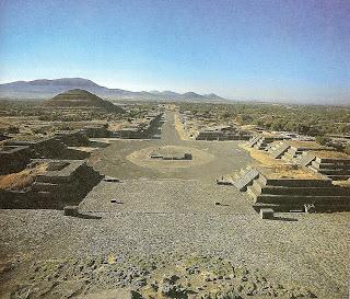 Centro ceremonial de Teotihuacán