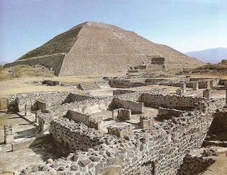 Gran pirámide del Sol