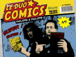 Le Duo Comics