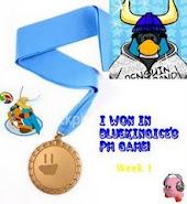 Bluekingice's award