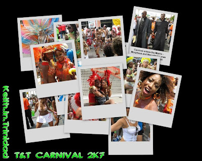 Link to T&T Carnival 2K7 Photo Gallery