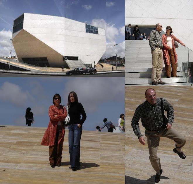 CASA DA MÚSICA -  PORTO - JANEIRO DE 2006