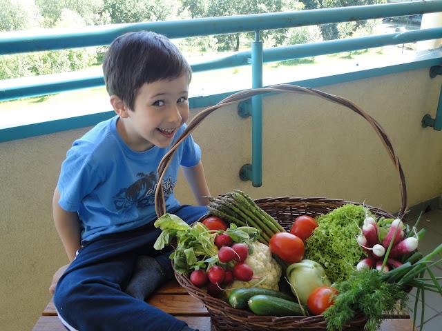 Bajka dla Niejadków - czyli każdy sposób jest dobry, aby zachęcić do jedzenia zdrowych rzeczy.