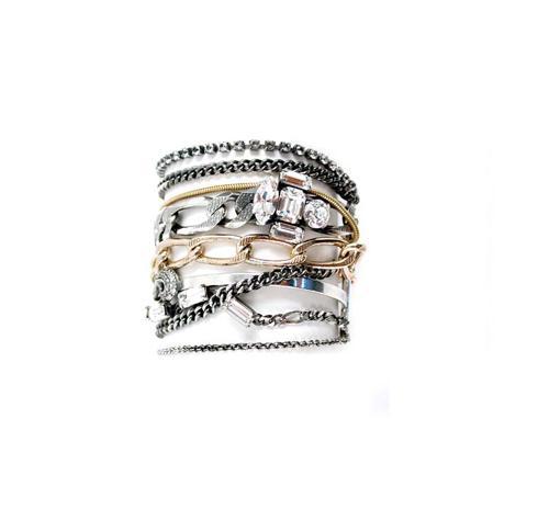 iosselliani :  chain iosselliani diamond ring