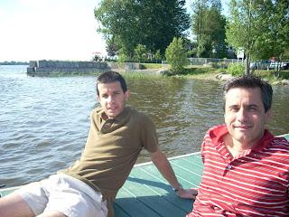 Adrian y Pablo