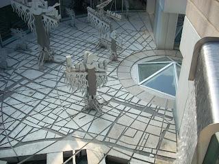 Esculturas en aluminio