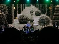 Un jardín de fondo para Lennon