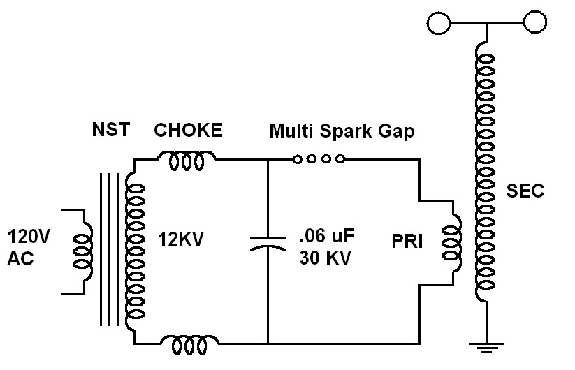 safety circuit schematic