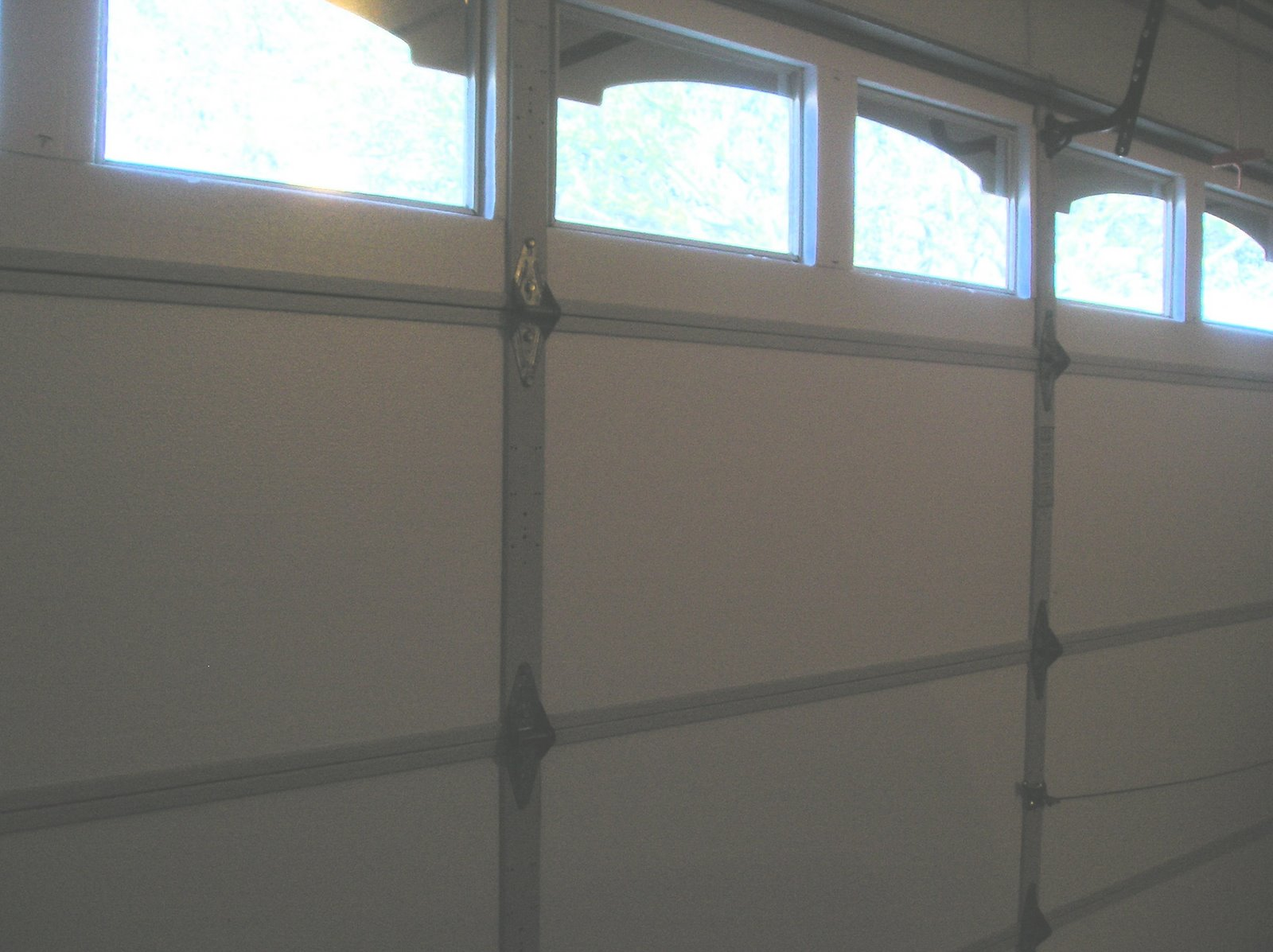 Insulate Your Garage Door & DIY GAL: Insulate Your Garage Door