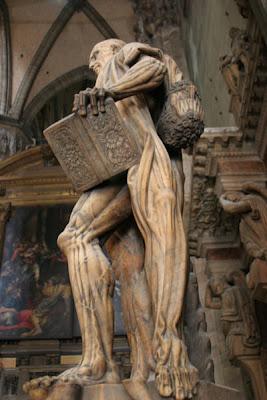 UltraGross St Bartholomew The Grossest Saint of All