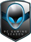 Alienware PC gamign season logo