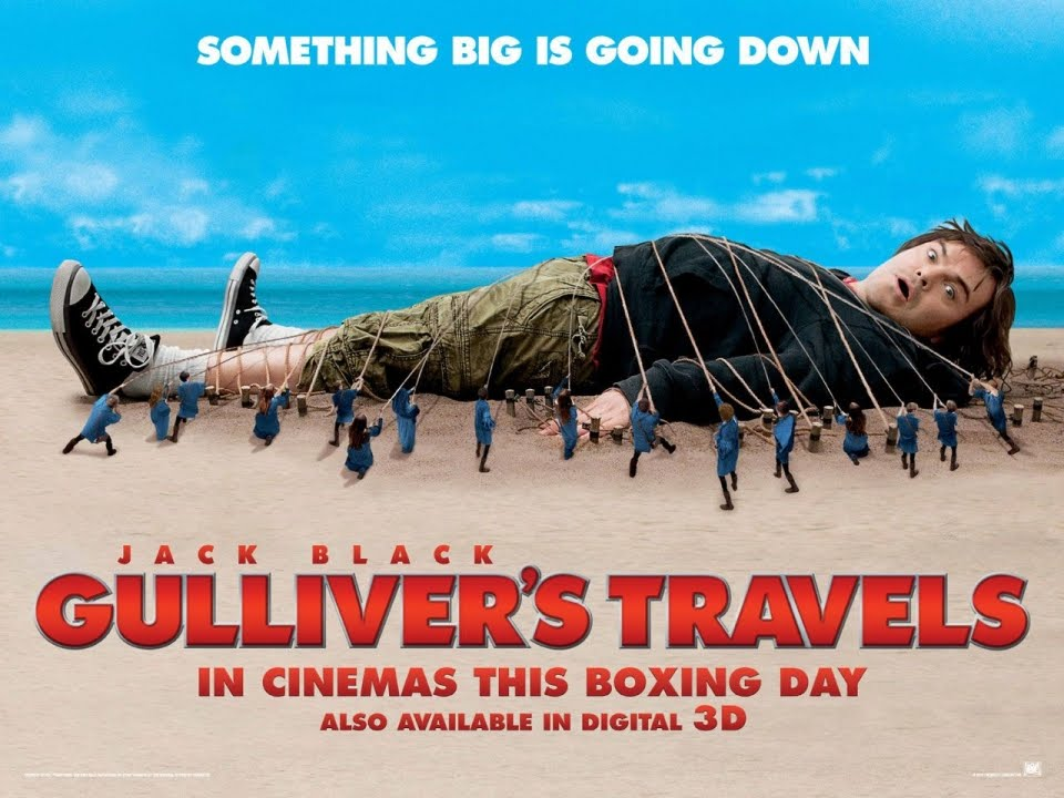 Gulliver S Travels Teaser Trailer