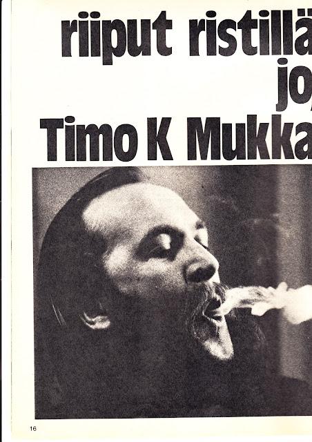 Timo K Mukka