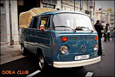 VW. T-2 Doble Cabina.