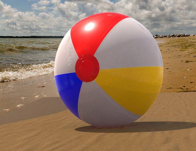 beach ball 1 by - photo #40