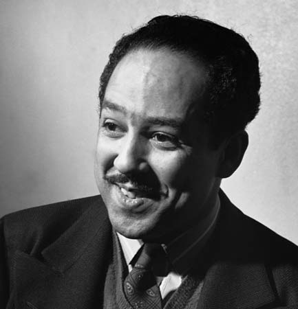 Langston hughes and robert frost essays