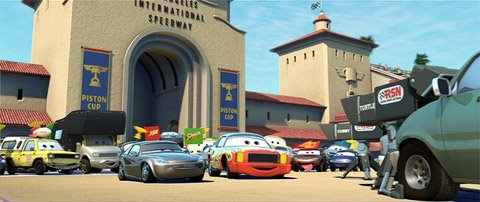 Varias Curiosidades de Pixar Studios 9