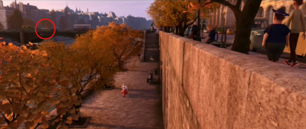 Varias Curiosidades de Pixar Studios 10