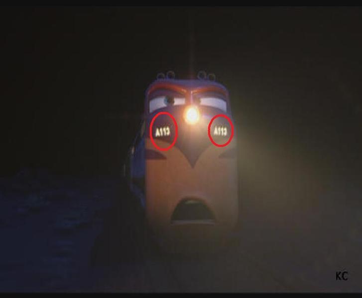 Varias Curiosidades de Pixar Studios 24