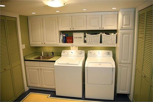 Good Life of Design: Laundry Rooms