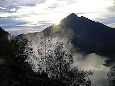 Lombok Rinjani Mountain