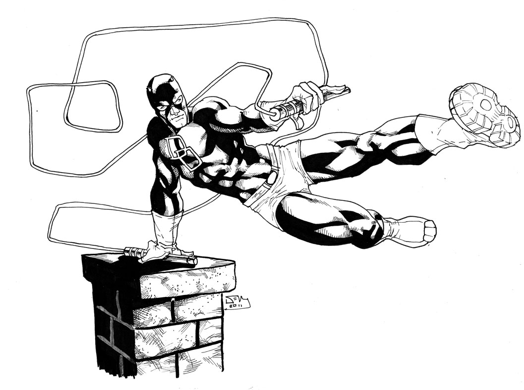 daredevil coloring pages daredevil coloring pages free coloring