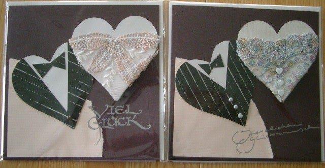 Marlene S Ideen Hochzeitskarten