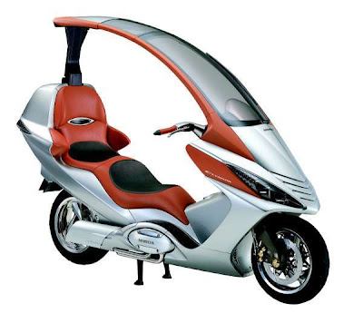 Covered scooter week the honda elysium concept thescooterscoop also not new or even existant on the market but it is a fanciful little covered concept well i say little but 750cc is nothing to laugh at enjoy publicscrutiny Choice Image