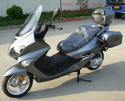 Can you buy a new Honda Reflex for $1950 shipped? - TheScooterScoop ...