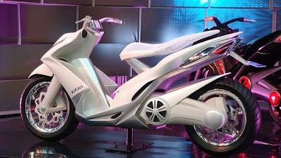 Suzuki Skydrive Review