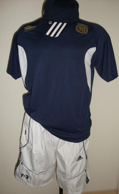 6efa5ec0fd Camiseta Nike - Bermuda Adidas - Boné Adidas