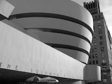 Guggenheim Museum (new york) - frank lloyd wright