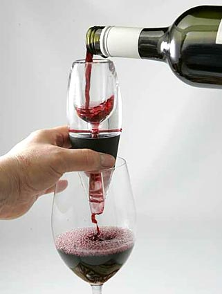 My Superficial Endeavors Vinturi Essential Wine Aerator