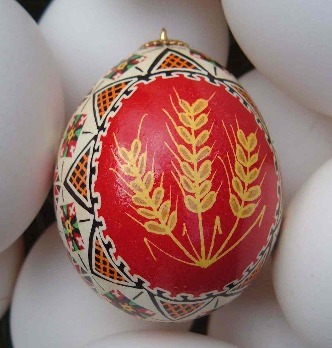 Vermont Food And Garden: Ukrainian Easter Eggs