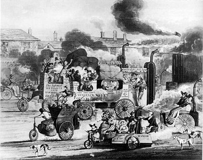 Industrial revolution and new immigrants
