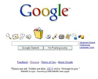 Google prueba la búsqueda por voz  otras