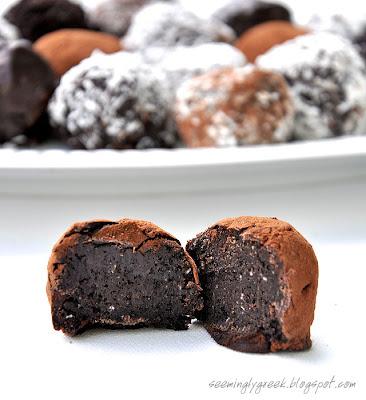 Nutella Truffles+use Nutella Oreo Truffles