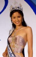 Miss Thailand Universe 2007 - Crown