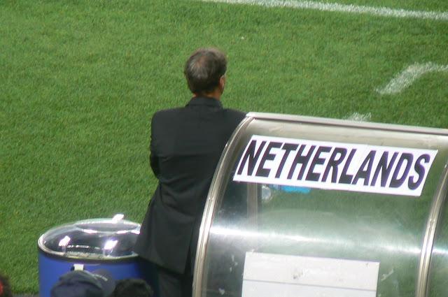 Dutch coach Marco van Basten